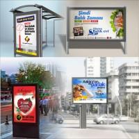 Açık Hava Reklam Ürünleri